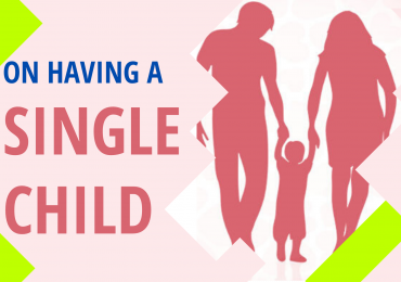 On Having a Single Child