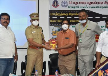 "One day Workshop on ""Towards Change""- for Auto Drivers"
