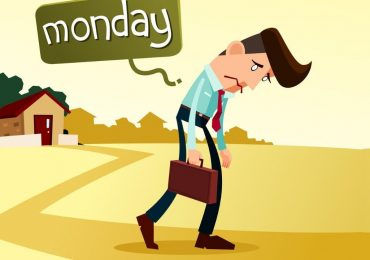 HOW TO HANDLE MONDAY BLUES